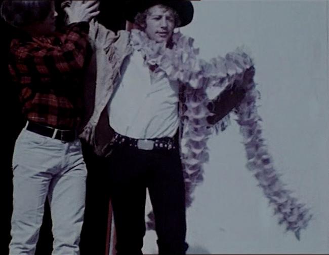Andy Warhol, frame da Lonesome Cowboys