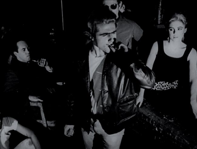 Andy Warhol, frame da Vinyl