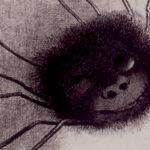 Il ragno che sorride di Odilon Redon, una presenza  che risale dalla psiche