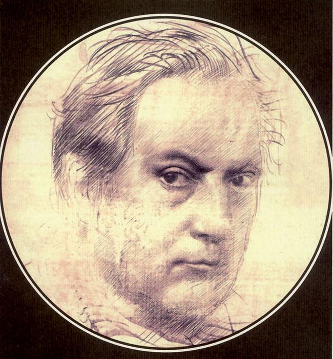 Pietro Annigoni, Autoritratto