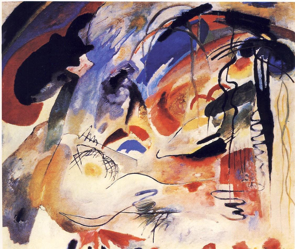 Arte totale cosa significa per kandinskij stile arte for Aspirare significato