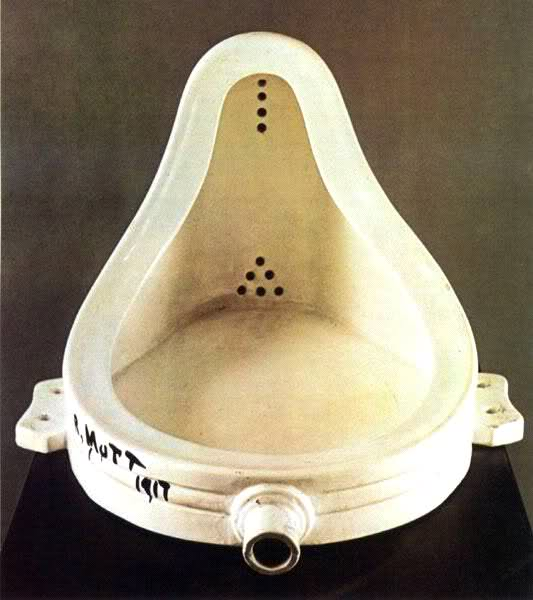 orinatoio duchamp