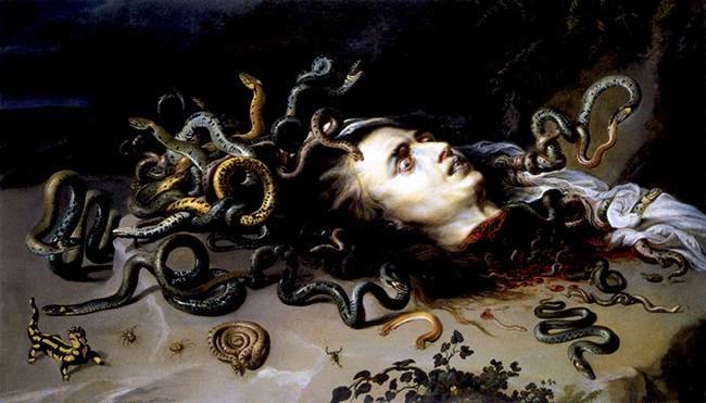 Pieter Paul Rubens, Medusa
