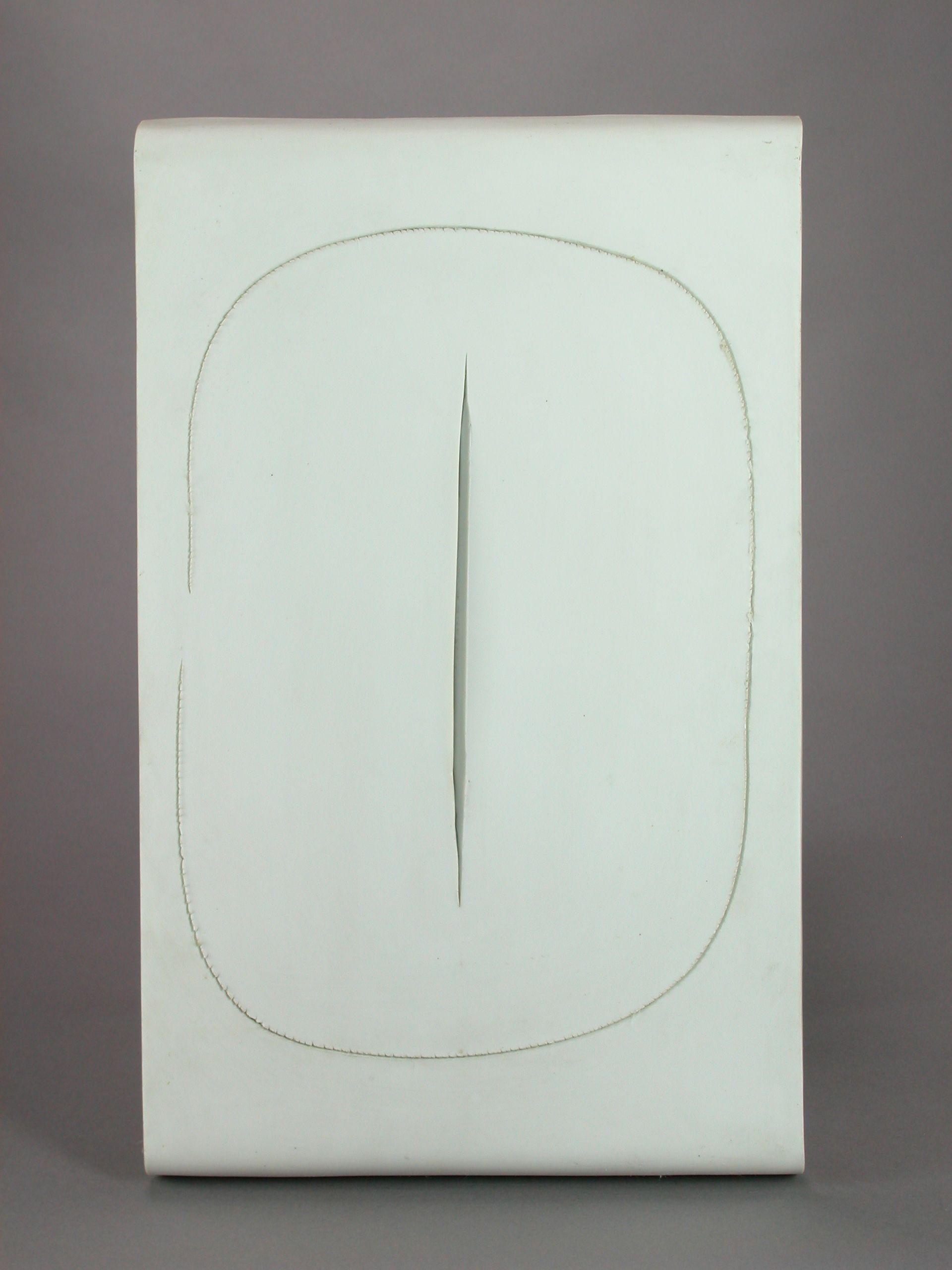 Lucio Fontana , Concetto spaziale Taglio