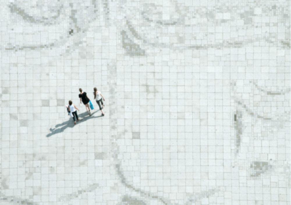Altre foto del lavoro Antwerp from above2