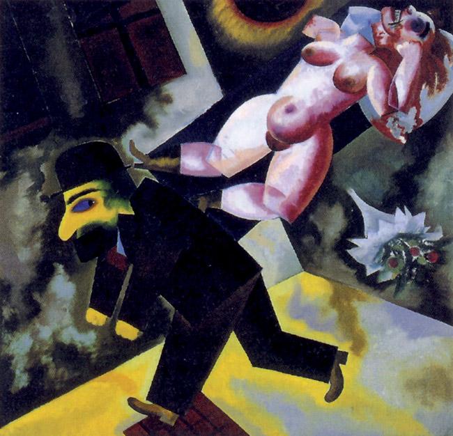 George Grosz, John, il Lady killer