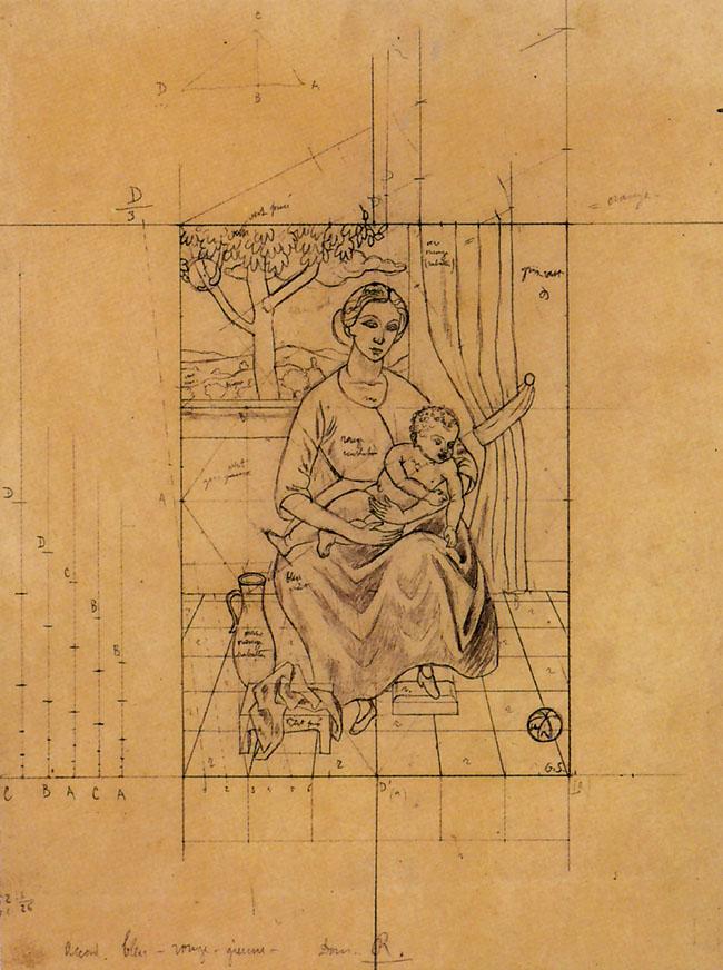 Maternità, 1919