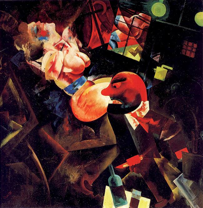George Grosz, Il piccolo assassino di donne