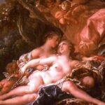 I maschi amano guardare le lesbiche? I pretesti iconografici di Callisto ed Ilo
