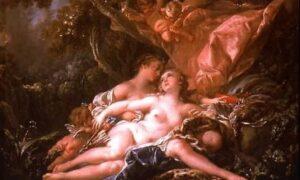 Francois  Boucher, Diana e Callisto