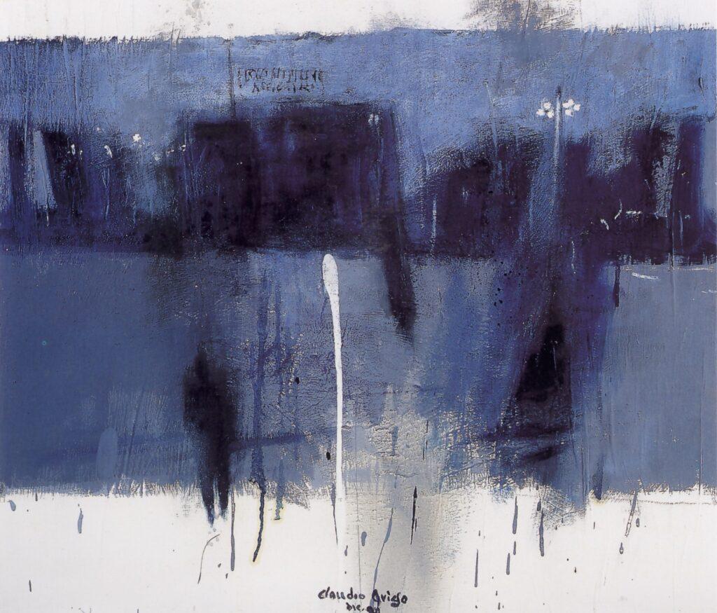Claudio Avigo, Notturno a Milano