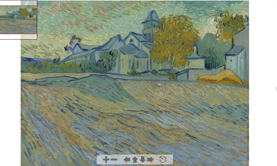 La tecnica di van gogh guarda qui con la super lente for Disegni da colorare di van gogh