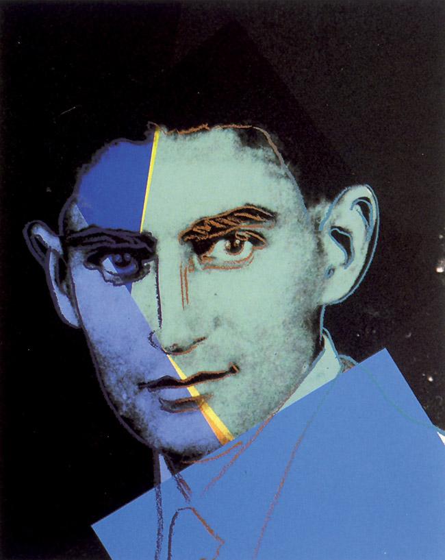 Andy Warhol, Franz Kafka