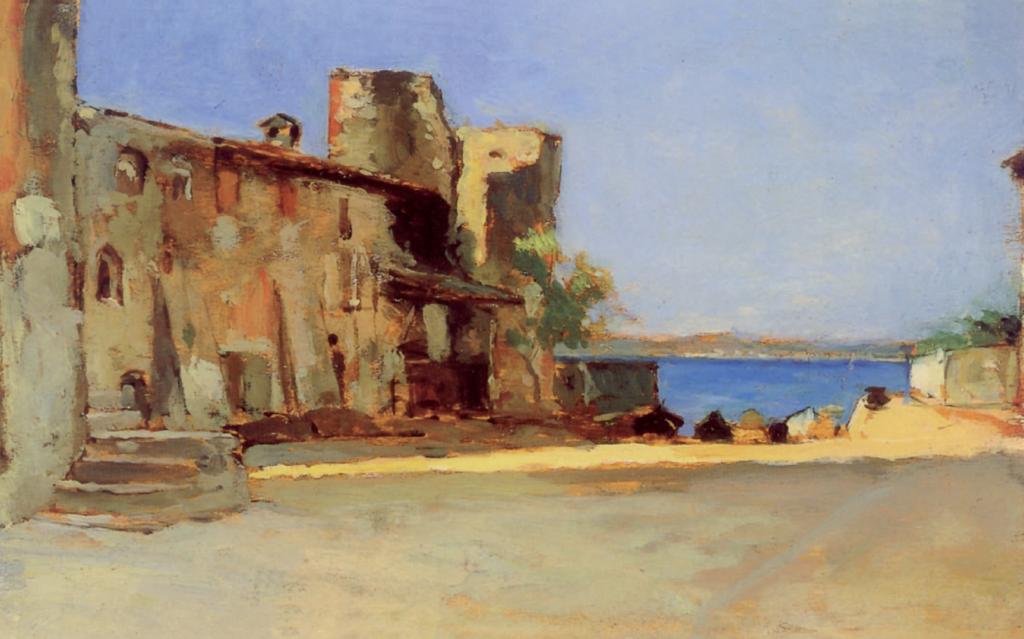 Un quadro di Francesco Rovetta