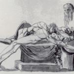 I disegni erotici di Füssli, frenetici amplessi tra ninfomani e briganti