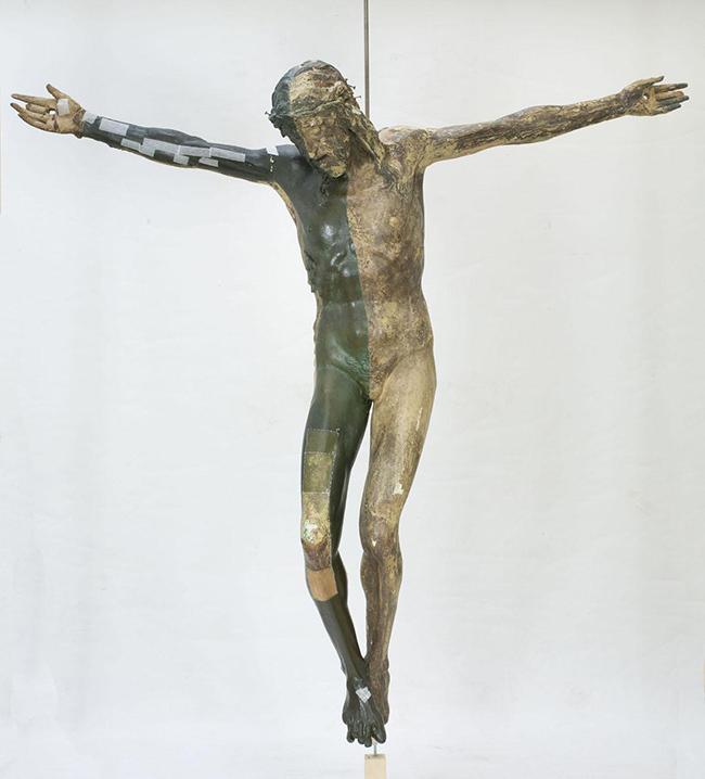 Donatello: Crocifisso ligneo di Santa Maria dei Servi in Padova