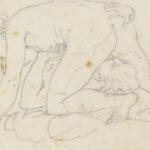 Francesco Hayez – Disegni erotici e torride confessioni dell'amante Carolina