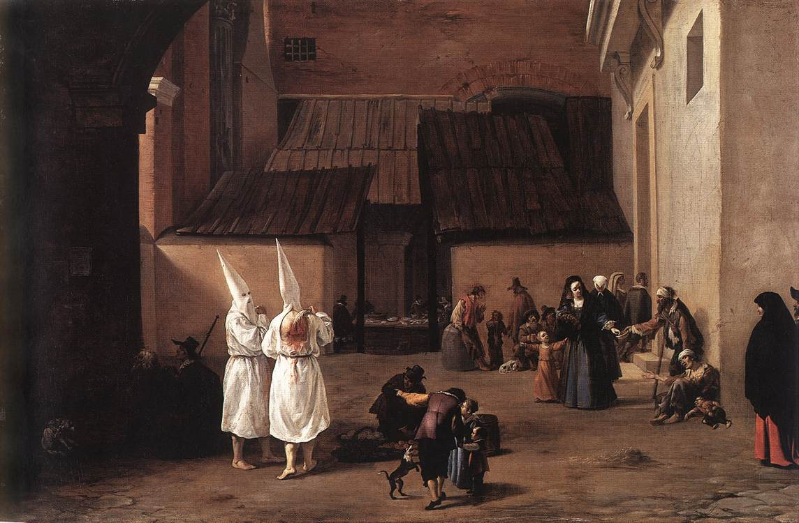 Pieter_van_Laer_-_The_Flagellants_-_WGA12368