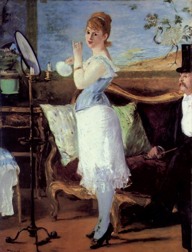 Édouard Manet, Nanà