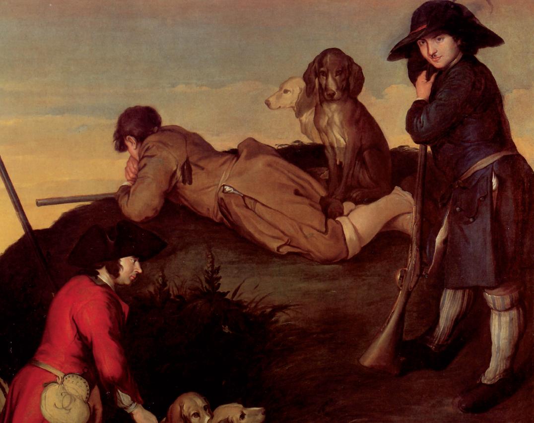 Giacomo Ceruti, Scena di caccia