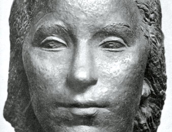 Angelo Righetti, Testa di donna