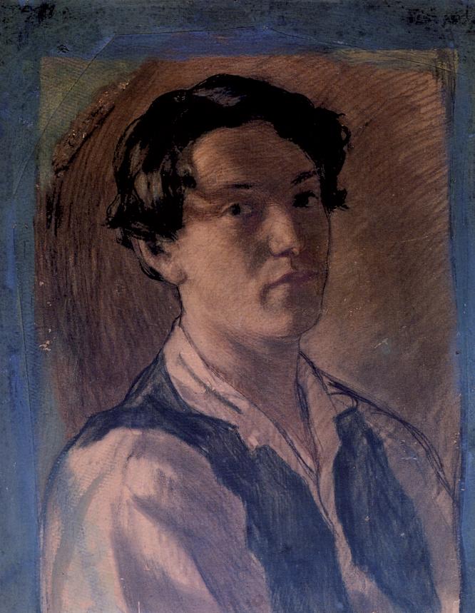 Edoardo Togni, Autoritratto