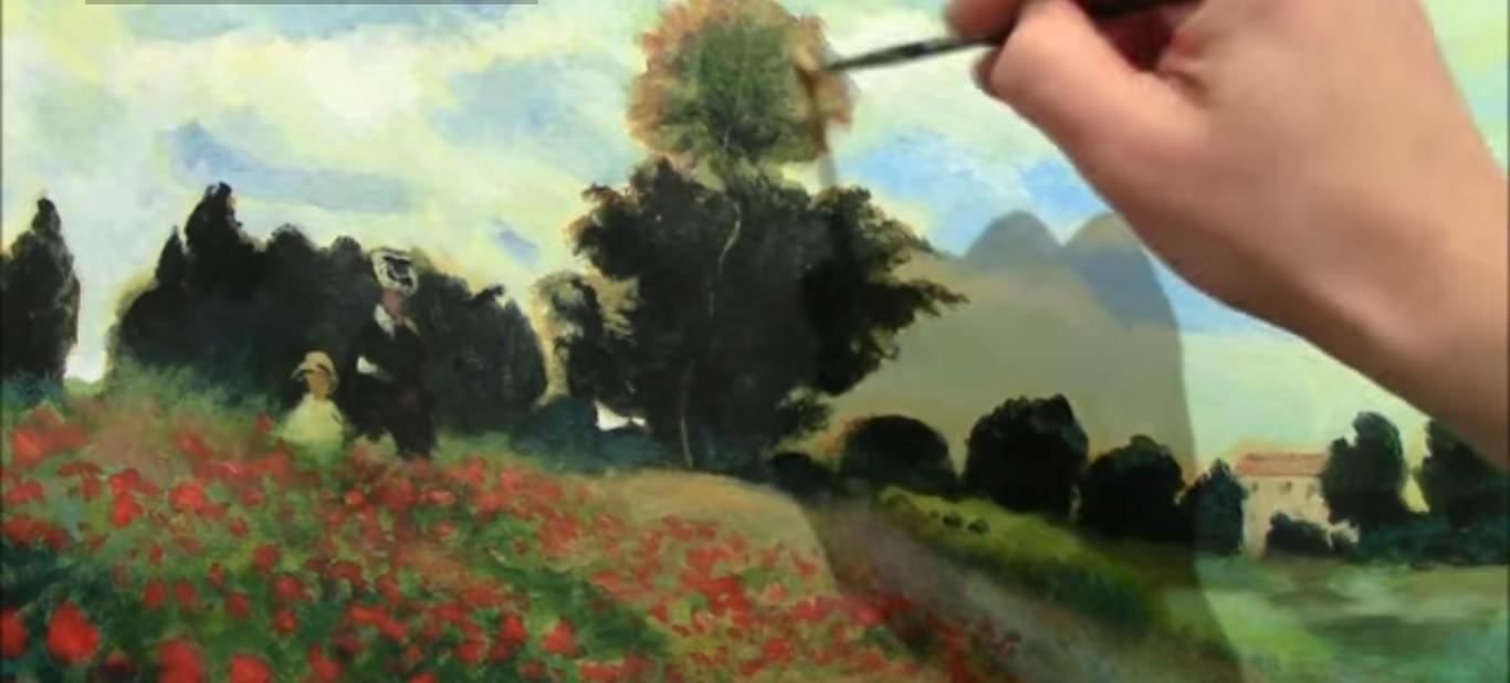 Disegnare dipingere papaveri i consigli i tutorial - Disegnare un giardino ...