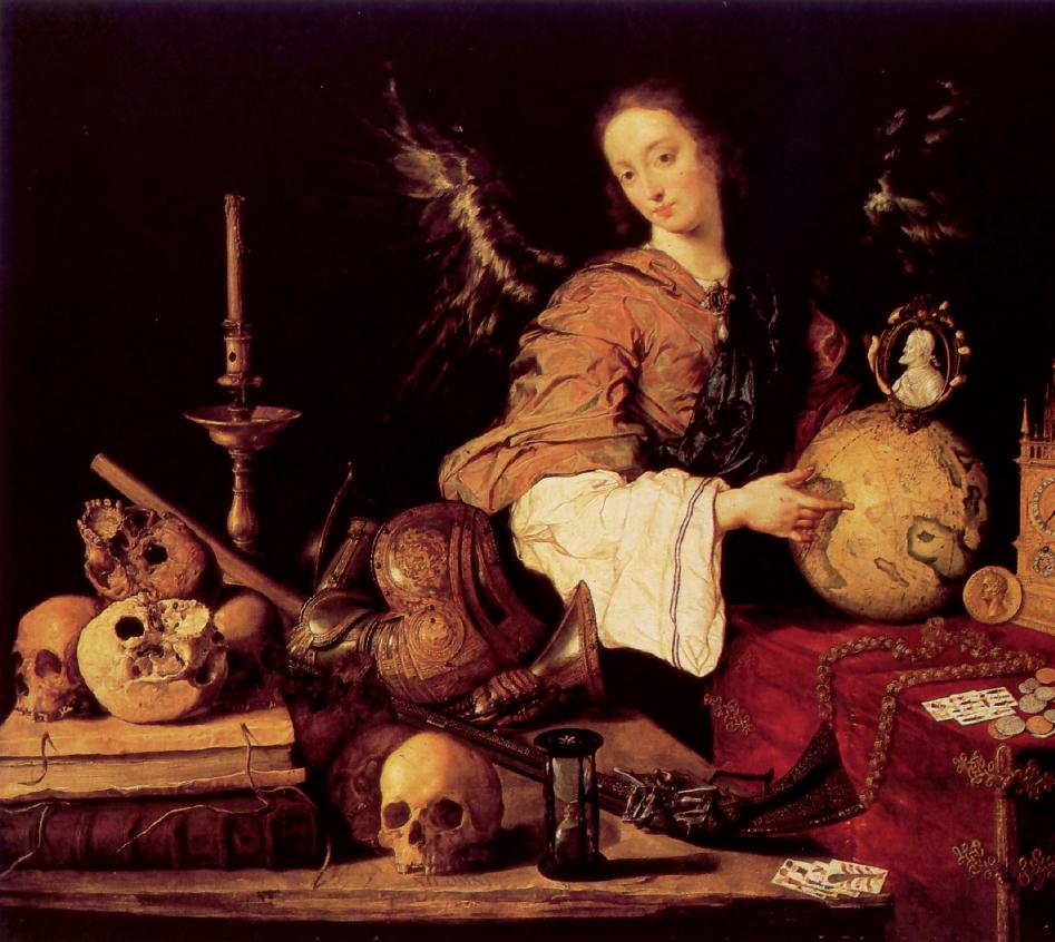 Antonio de Pereda, Allegoria della caducità, 1640