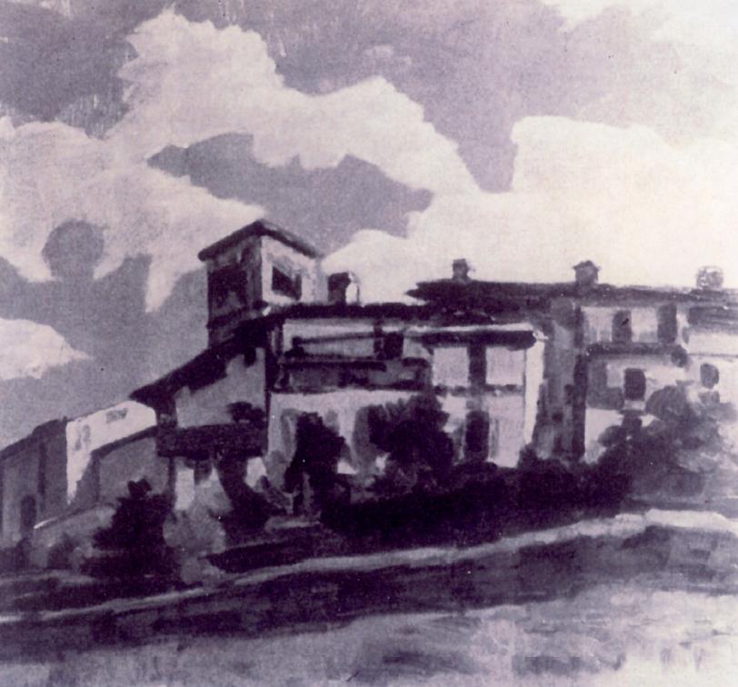 Giannetto Vimercati,  Tizio di Collio