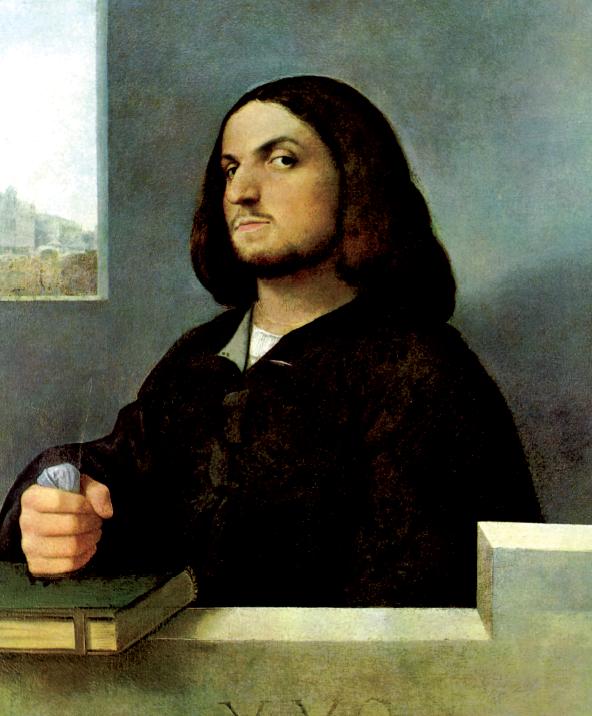 """Anonimo veneziano, """"Ritratto Goldman"""""""