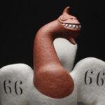 Anticipazioni | FEDERICO BONALDI. La Magia del Racconto sculture ceramica grafica