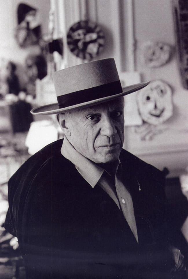 David Douglas Duncan, Picasso, Francia, seconda metà degli anni '50
