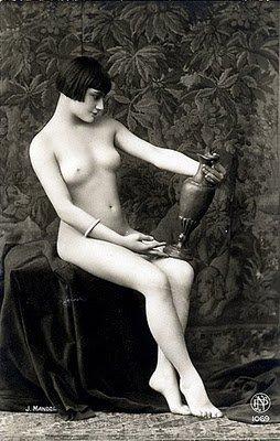 Kiki Julian Mandel, c 1920