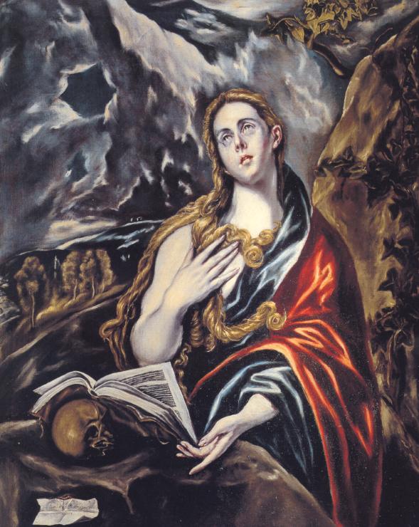"""""""Maddalena penitente"""""""