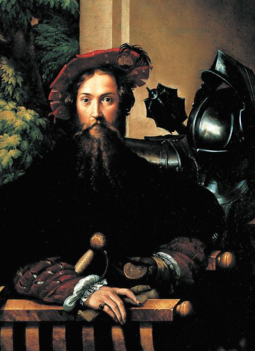"""Parmigianino, """"Antea"""""""