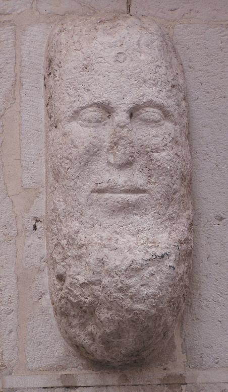 Mostassù delle Cossére murato all'angolo fra corso Goffredo Mameli e contrada delle Cossere