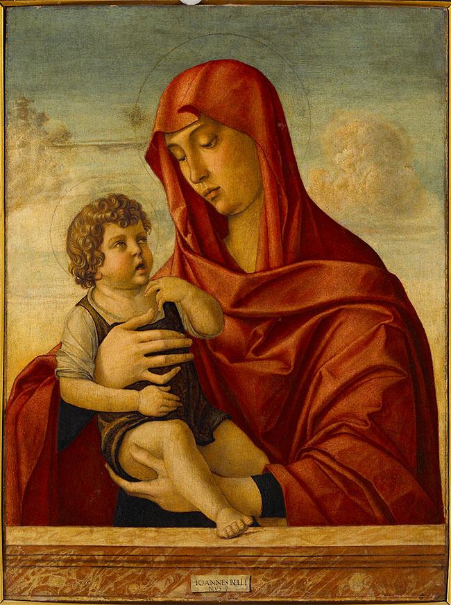 Giovanni Bellini, Madonna col Bambino