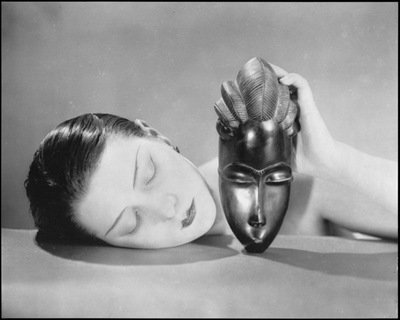 kiki 1927 by Man Ray