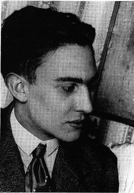 Lo scrittore Radiguet, morto a 23 anni, dopo una vita breve ma intensissima
