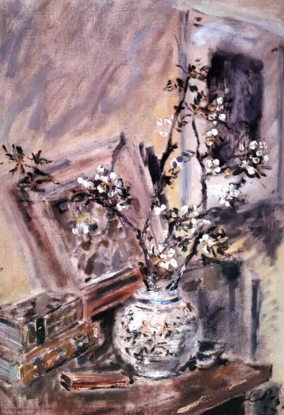 """""""Vaso con fiori e natura morta"""", 1937"""