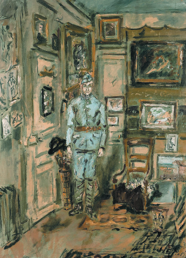 """Soldatino francese"", 1937"