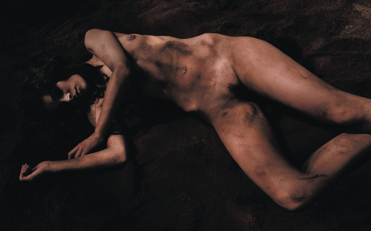 Foto di bodybuilder femminili nudi