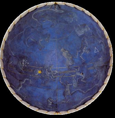 L enigma del cielo fiorentino in san lorenzo stile arte for Sagrestia vecchia