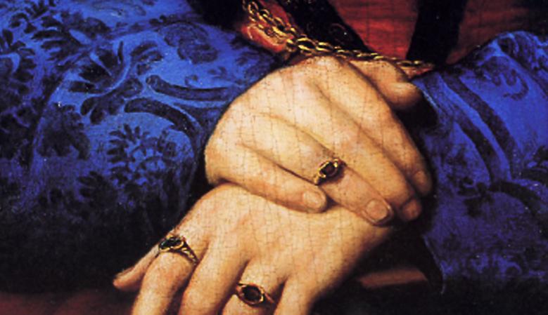 Risultati immagini per anello quadro antico