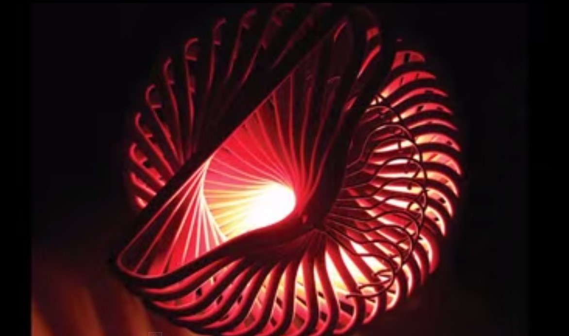 21 lampadari  u201cfai da te u201d da realizzare con i rifiuti  Splendidi proietta ombre  Eccoli  u2013 Stile Arte -> Lampadario Fai Da Te Con Grucce