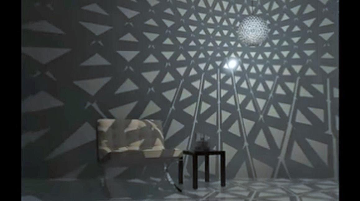 21 lampadari  u201cfai da te u201d da realizzare con i rifiuti  Splendidi proietta ombre  Eccoli  u2013 Stile Arte -> Lampadario Fai Da Te Cucchiai