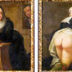 Scopri il lato B: cosa c'è sul retro dei dipinti antichi