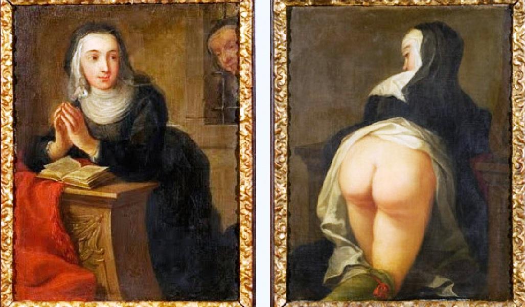 Al-Ahdal the nuns story porno slave boy