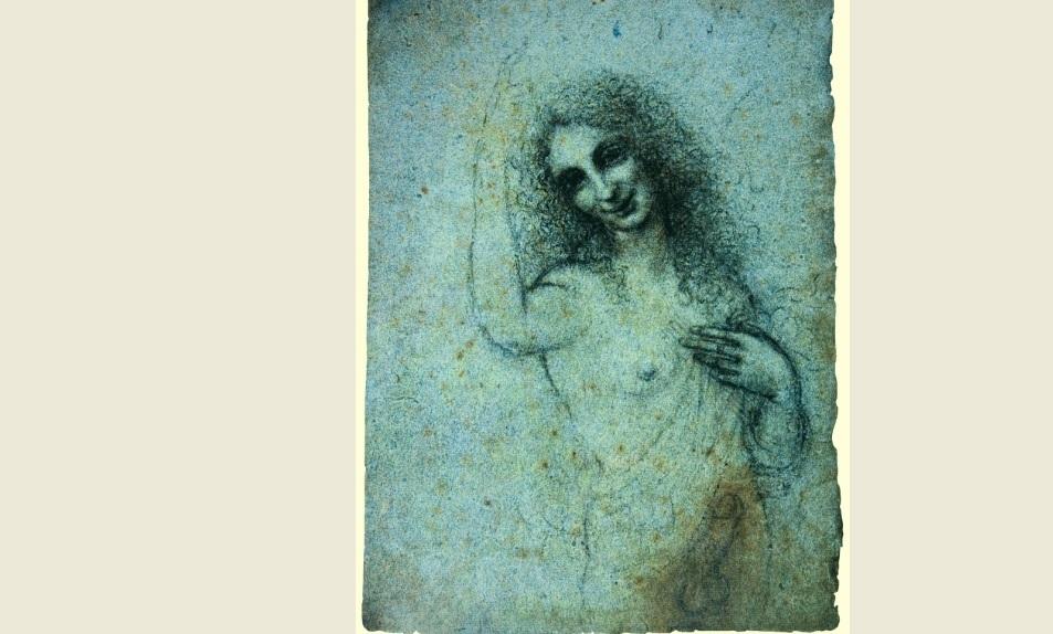 Leonardo l intensa erezione del pene dell angelo incarnato