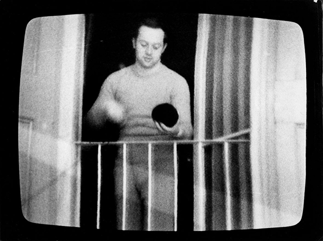 Claudio Cinto:li Il filo di Arianna, 1974 25', ½'' open reel
